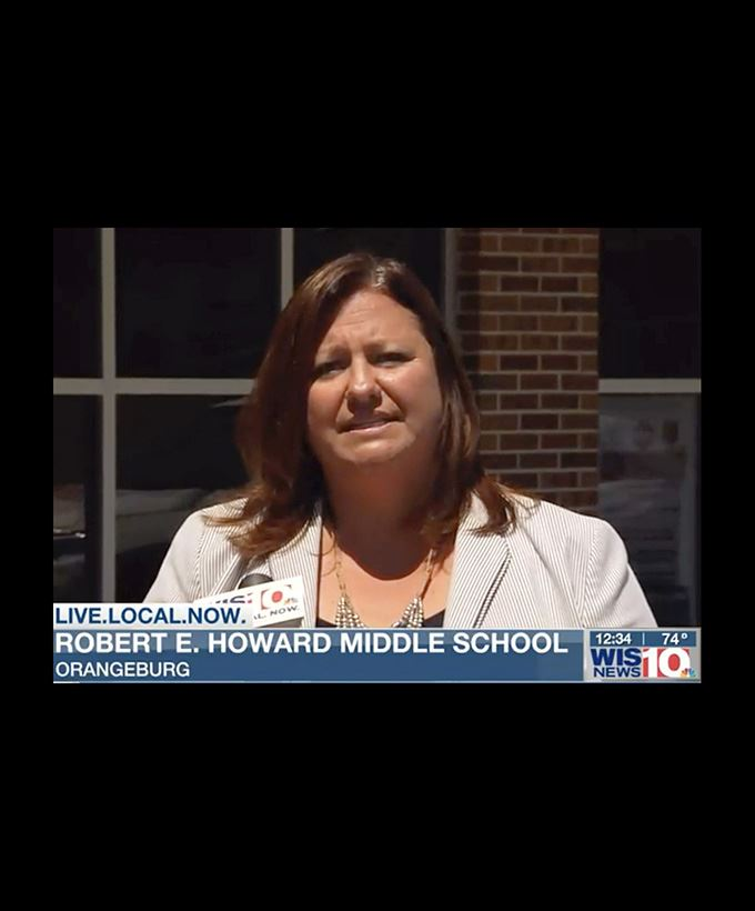 RE Howard Middle set to get makeover thanks to the Leadership South Carolina organization